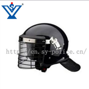 Police Orderly Helmet with Security (SYHK-01) pictures & photos