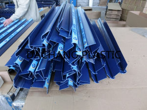 Blue PVC Plastic Shelf Talker Data Strip pictures & photos