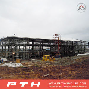 Project in Virgin Islands Steel Building for Shoping Mall pictures & photos