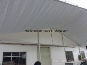 15X30m Semi-Permanent Wedding Church Marquee in Malaysia pictures & photos