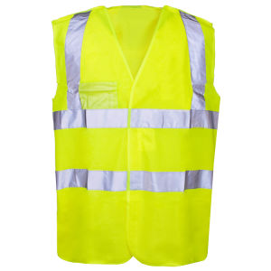 Reflective Pull Apart Vest with En20471 (C2508) pictures & photos