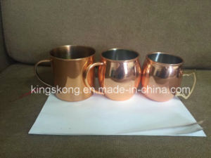 Gold/Copper Plating Stainless Steel Coffee Mug Gold/Copper Mug pictures & photos