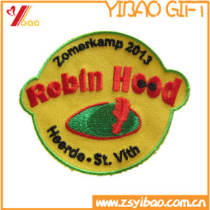 Soft Custom Cheap Chenille Embroidery Patch for Jacket pictures & photos