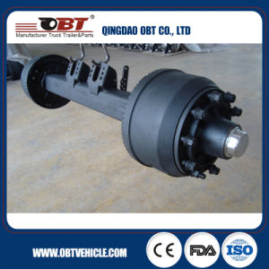 Original 13 Ton Fuwa Trailer Axle pictures & photos