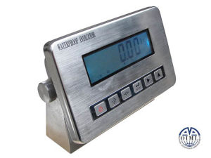 OIML Approval Stainless Steel Weighing Indicator (XK3119WM-B)
