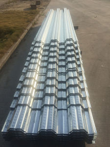 Yx76-305-915 Galvanized Steel Decking pictures & photos