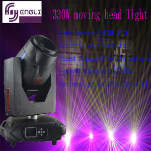 330W Spot Beam Moving Head with 15r Yodn Bulb (HL-330BSW) pictures & photos