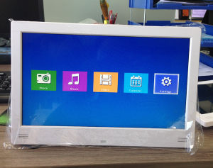 11.6inch Digital Photo Frame with Front Speaker pictures & photos