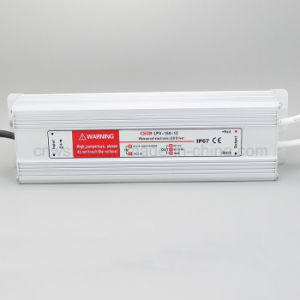 Lpv-150 Series Battery Charger Waterproof Switching Power Supply with CE pictures & photos
