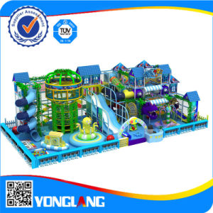Small Commercial Indoor Playground for Kids, Yl-Tqb036 pictures & photos