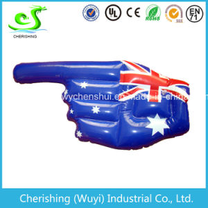 PVC Cool Gift Inflatable Finger pictures & photos