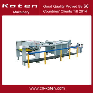High Precision Cross Cutter Machine with Auto Trimmer pictures & photos