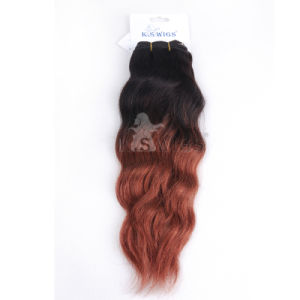 Wholesale Hair Extension Wavy Virgin Malaysian Ombre Hair Weave pictures & photos