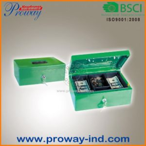 Euro Cash Box with Auto Opening Construction (C-320K) pictures & photos