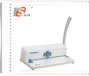 Manual Spiral Binding Machine (PC200 PLUS) pictures & photos