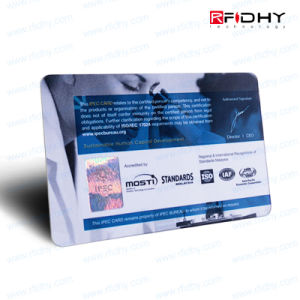 Hot 13.56MHz Custom Contactless Card Smart Card RFID Card pictures & photos