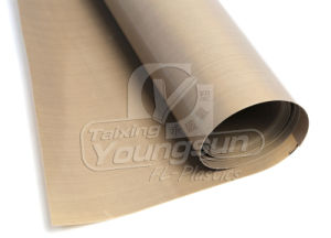 High Quality PTFE Coated Glassfiber Teflon Sheets pictures & photos