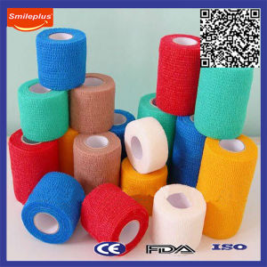 Made in China Flexible Cohesive Bandage Manufacturer pictures & photos