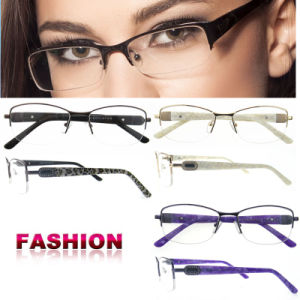 Plastic Optical Frame Optical Frames Italy New Model Fashionable Spectacle Frame pictures & photos