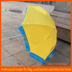 Cheap Wholesale Plain Colorful Sun Parasol pictures & photos