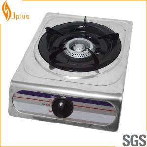 100mm Cast Iron Burner Gas Cooker Jp-Gc101 pictures & photos