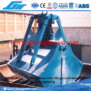 10t 15t Leakproof Clamshell Hydraulic Marine Grab pictures & photos
