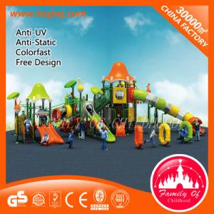 Amusement Park Plastic Slide Outdoor Playground pictures & photos