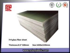 Glassfiber Fr4 Sheet in 6X1020X1220mm with Large Stocks pictures & photos