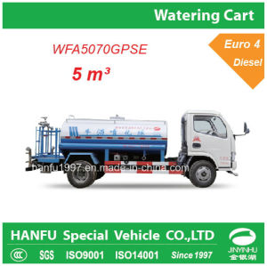 Pavement Maintenance Water Truck