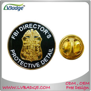 Promotional Metal Pin Badge with Souvenir pictures & photos