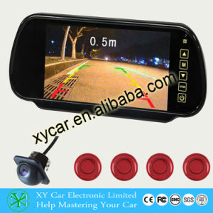 7inch Car MP5 Mirror Parking Sensor System with Rear View Camera