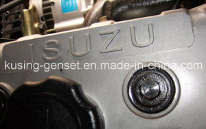 25kVA-37.5kVA Diesel Open Generator with Isuzu Engine (IK30300) pictures & photos