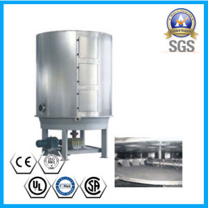 Rotary Tray Dryer for Drying Pesticide pictures & photos