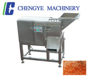 450kg 5.5kw Industrial Vegetable Cutter/Cutting Machine CE Certification pictures & photos