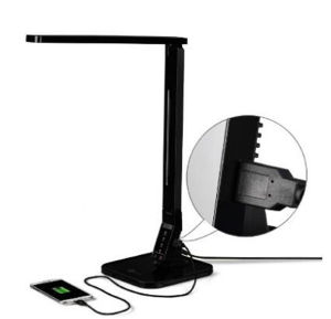 LED Desk Lamp 4 Modes Reading Studying Dimmer Touch Control pictures & photos