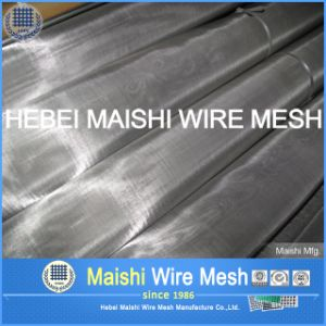SUS304 Stainless Steel Woven Wire Mesh pictures & photos