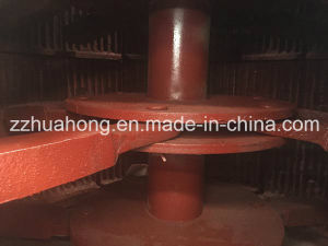 Stone Rock Blast Furnace Slsg Vertical Shaft Compound Crusher Machine pictures & photos