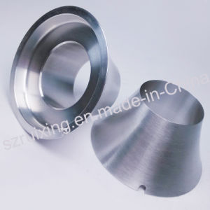 Machined Parts From Aluminum Indutrial Components pictures & photos