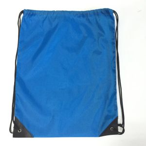Promotion Polyester Reflective Material Drawstring Bag pictures & photos