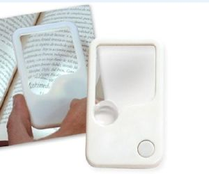 Wholesale Magnifying Lens with LED Light for Promotion pictures & photos