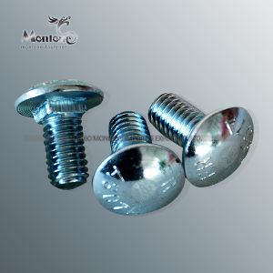 DIN603 Steel Square Neck Carriage Bolt (CRG003)