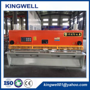 Factory Price Hydarulic Sheet Shearing Machine (QC12Y-4X2500) pictures & photos