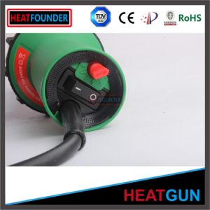 Temperature Adjustable PVC Welding Gun (ZX3400) pictures & photos