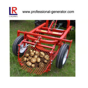 Peanut/ Potato/Onion/Garlic Harvester with 20-30HP Tractor pictures & photos