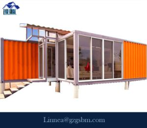 Glass Wall Design Tiny Modular House House Container Container House Prices