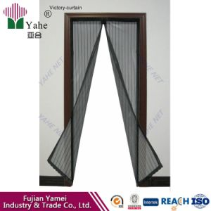 Sliding Magnetic Screen Door Curtain pictures & photos