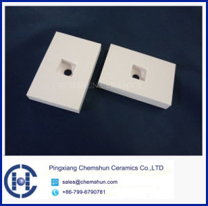 Ceramics Alumina Weld-on Tile with Excellent Wear Resistant pictures & photos