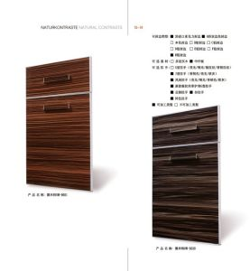 Wooden MDF Door for Kitchen Cabinets (customized) pictures & photos