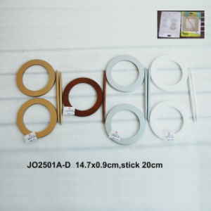Competitive Wooden Curtain Tieback in MDF pictures & photos