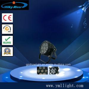 7PCS 4in1 LED PAR Light Waterproof pictures & photos